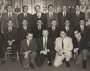 Beta Pledges Fall 1959 (2)